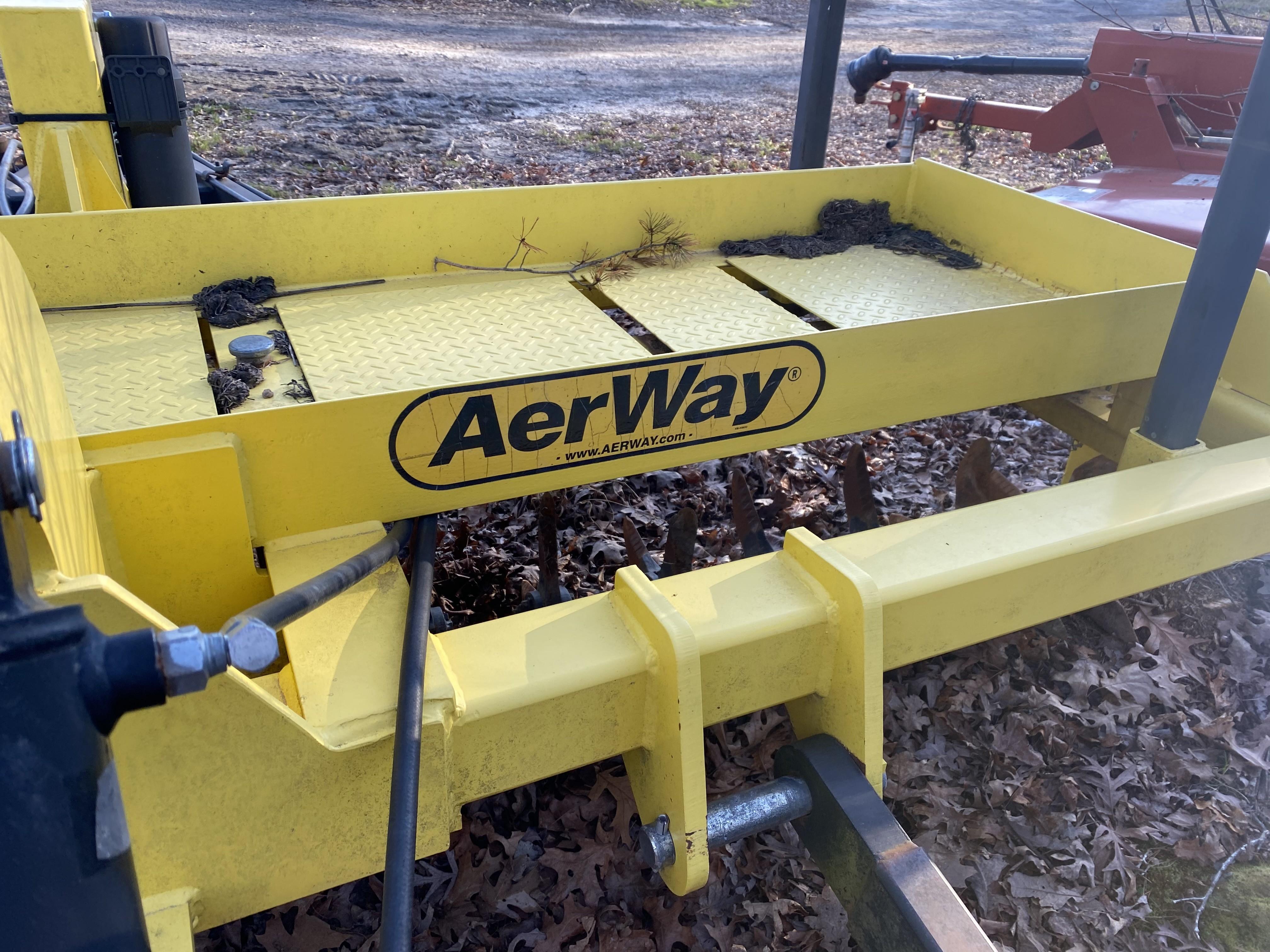 Used, 0, Aerway, AerWay , Aerators