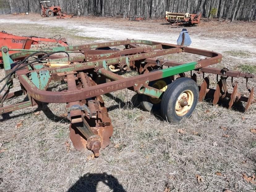 Used, 0, John Deere, 215, Agricultural Equipment