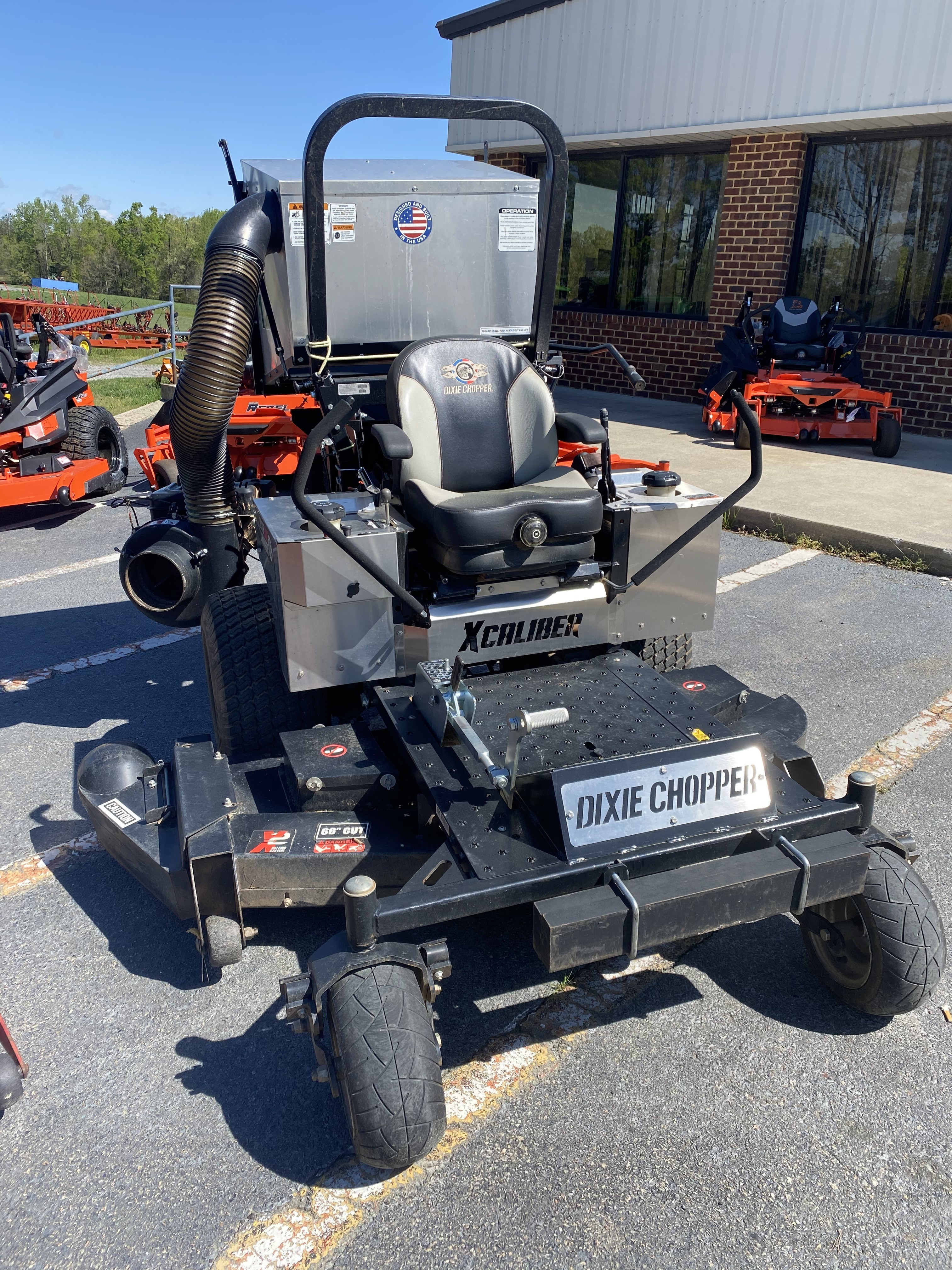 Used, 2018, Dixie Chopper, XCaliber™ Series, Lawn Mowers