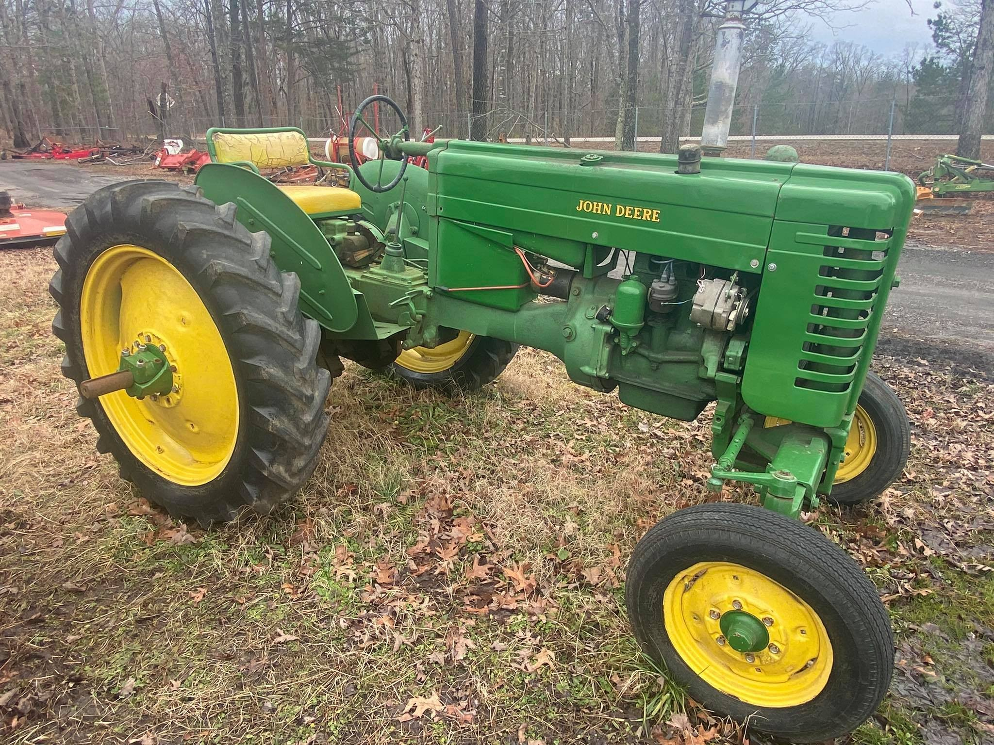 Used, 0, John Deere, 2 Cylinder , Tractors