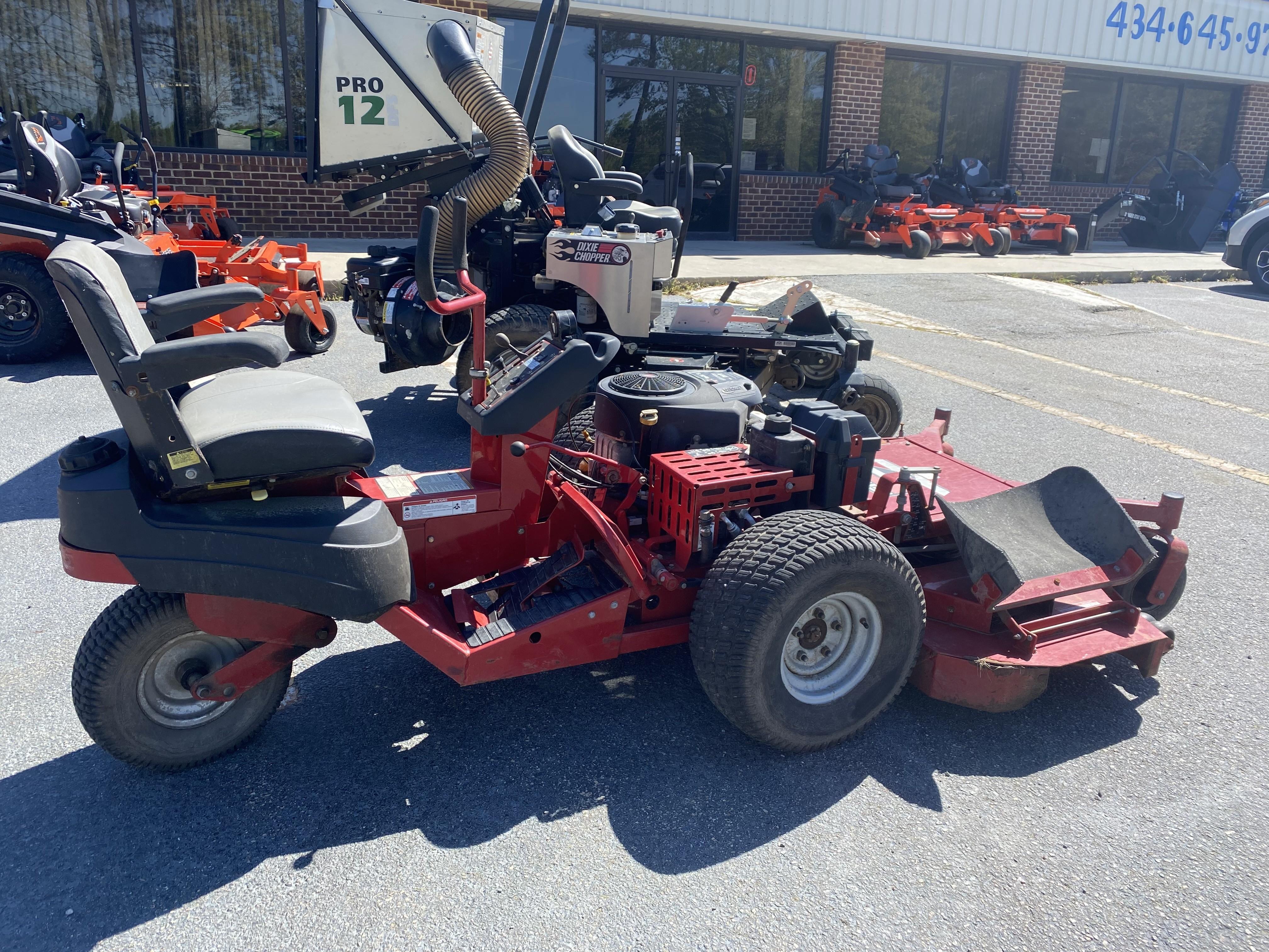 Used, 2005, Ferris Industries, ProCut™ 20 - 61 in. / 20 hp, Lawn Mowers