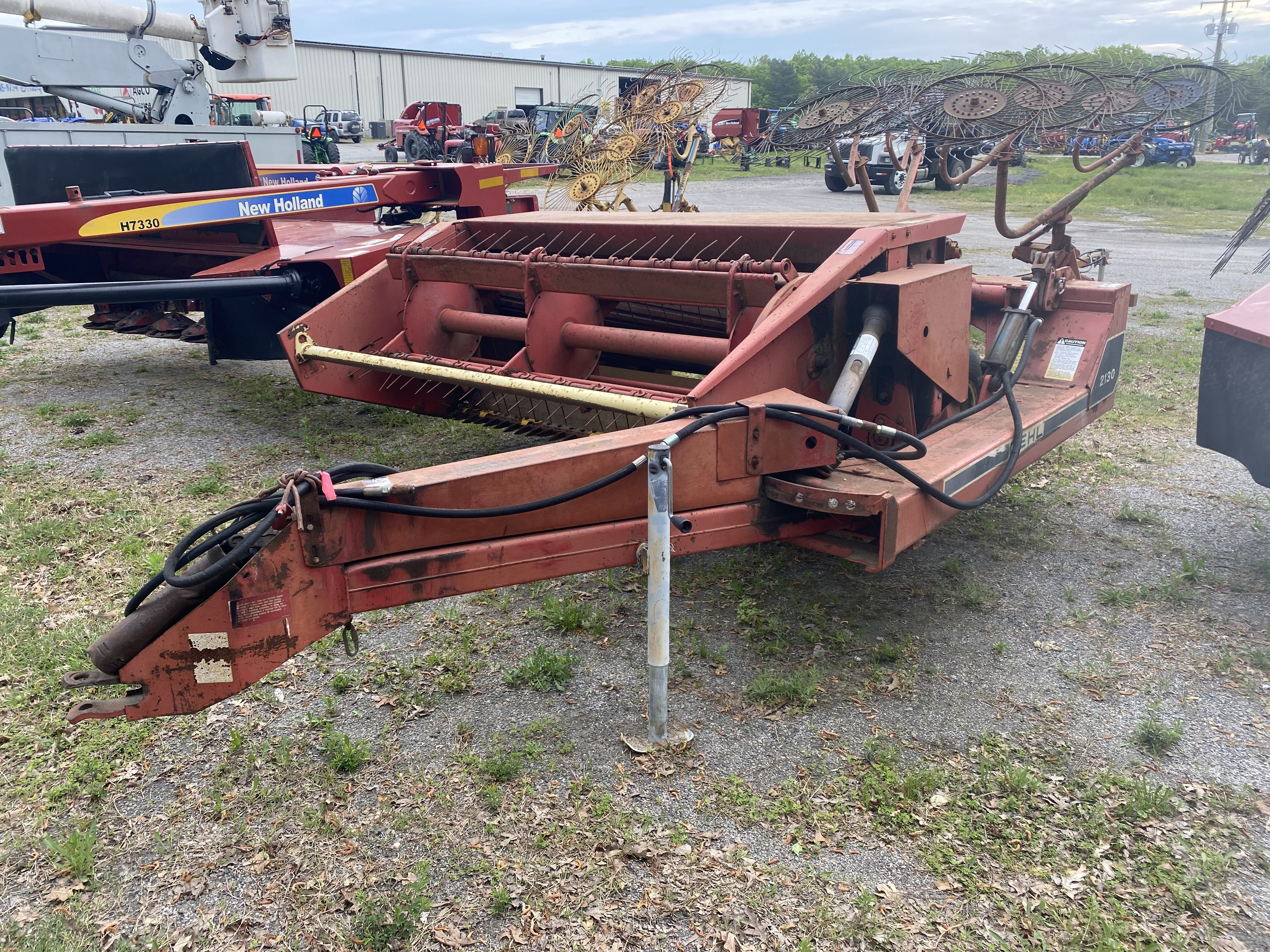 Used, 0, Gehl, 2130, Mower Conditioners