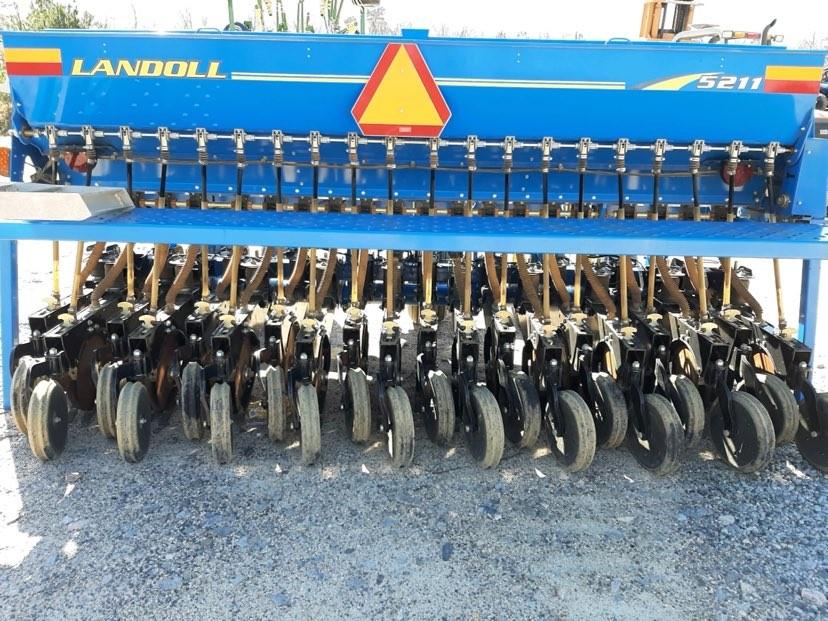 Used, 0, Landoll, 5211, Drills