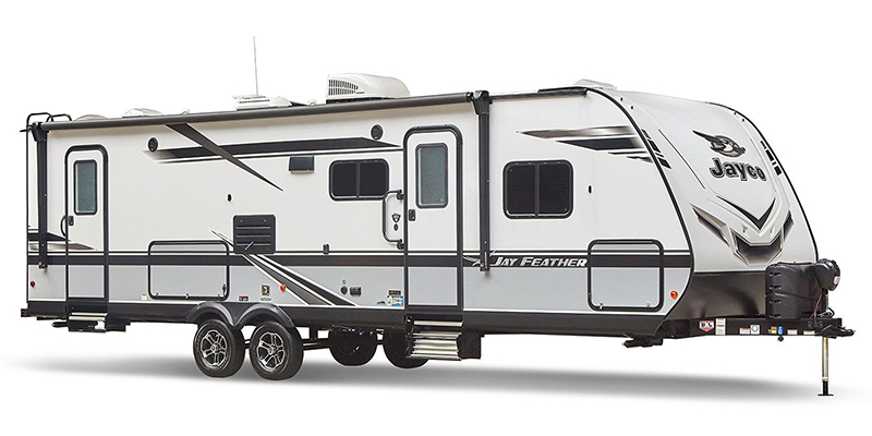 New, 2021, Jayco, Jay Feather 24RL, Travel Trailers