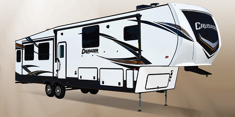 New, 2020, Prime Time Manufacturing, Crusader 395BHL, Fifth Wheels