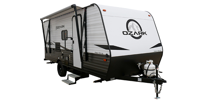 Used, 2021, Forest River, Ozark 1700TH, Toy Haulers