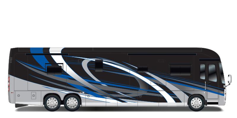New, 2019, Entegra Coach, Anthem 44A, RV - Class A