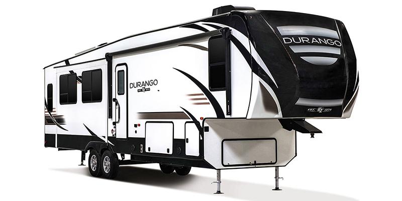 New, 2019, KZ RV, Durango D347BHF, Fifth Wheels
