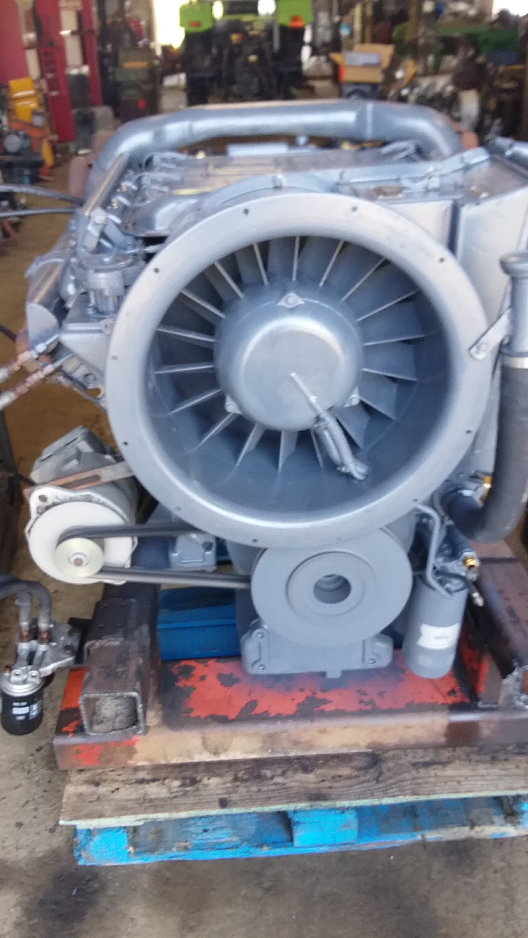 Used, 1989, Other, Deutz BF8L513, Other - Heavy Equipment