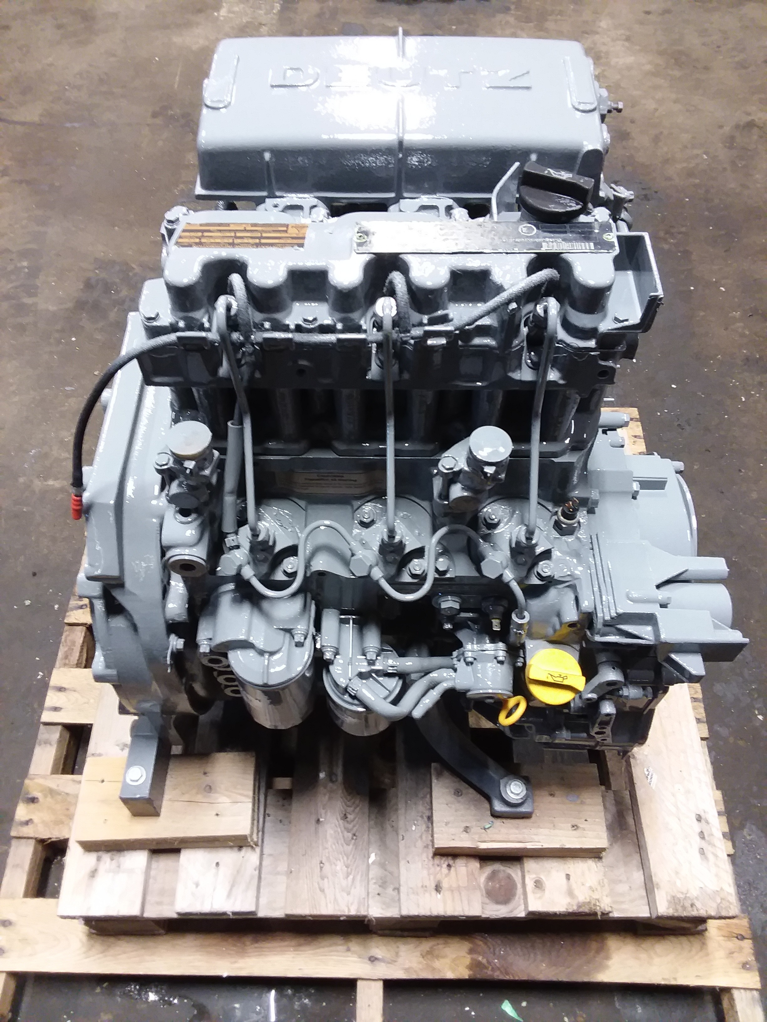 Used, 2003, Other, Deutz BF3M1011F, Other - Heavy Equipment