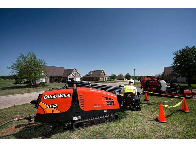 New, 2016, Ditch Witch, JT20 (Tier 4), Boring / Drilling Machines