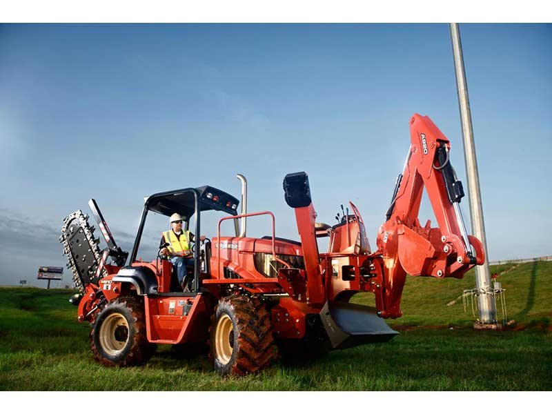 New, 2015, Ditch Witch, RT100, Trenchers