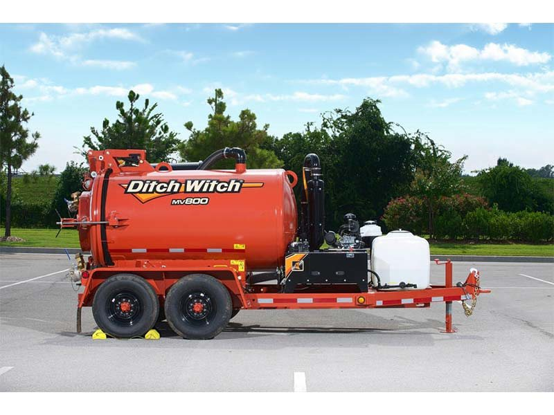 New, 2016, Ditch Witch, MV800, Vacuums