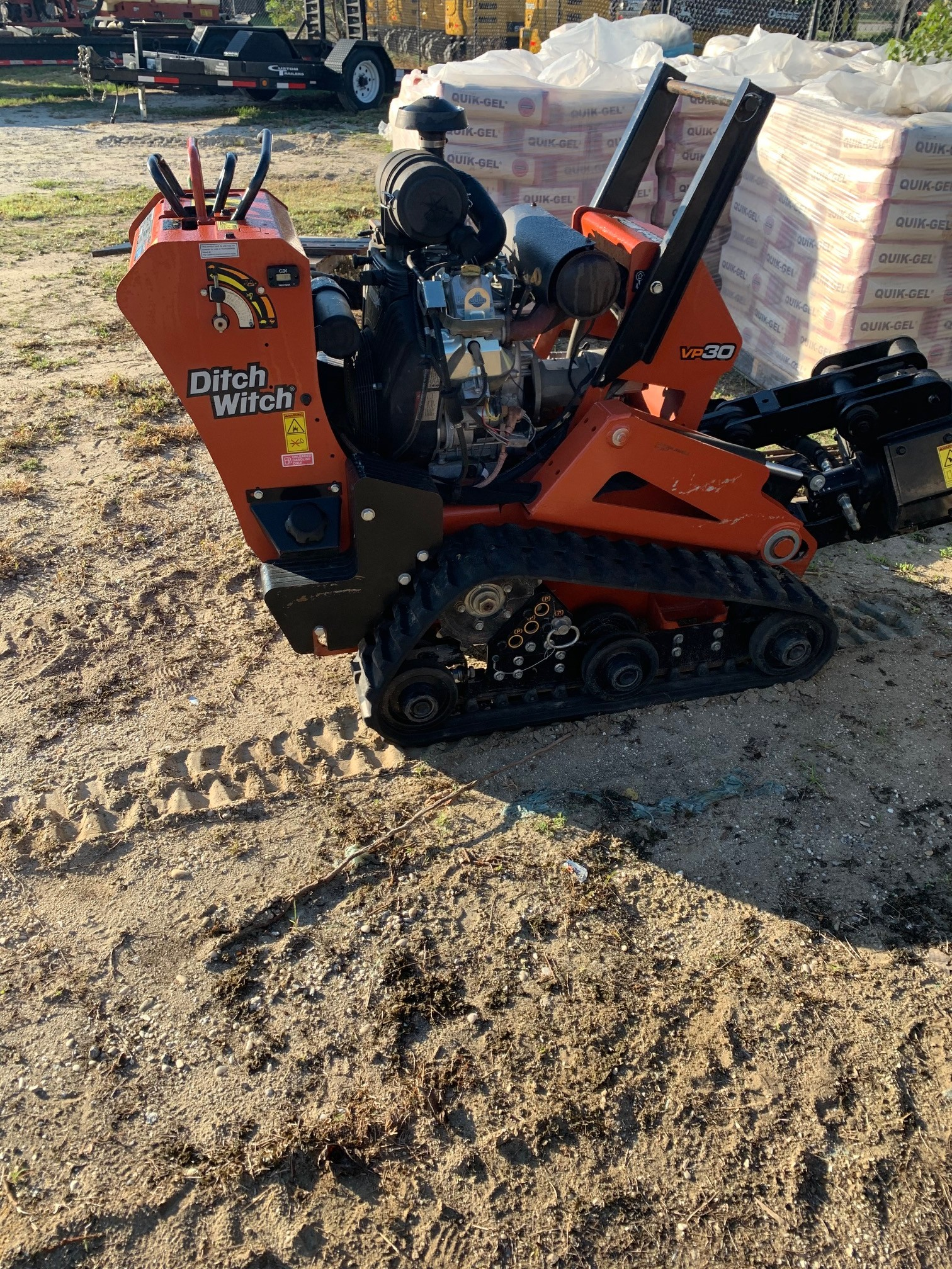 Used, 2018, Ditch Witch, VP30, Trenchers