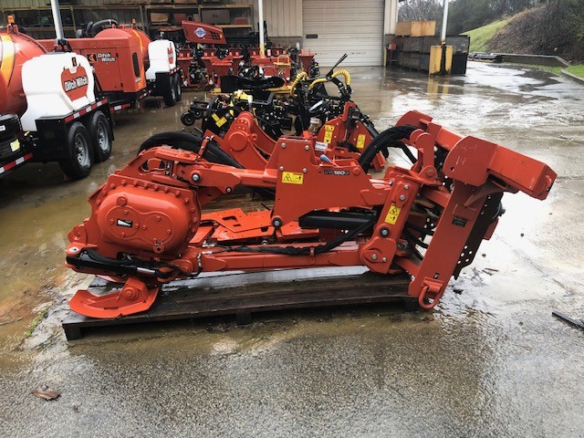 Used, 2016, Ditch Witch, VP120Q, Heavy Equipment