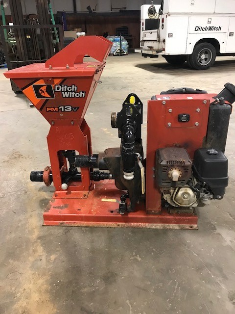 New, 2017, Ditch Witch, FM13V, Mixers