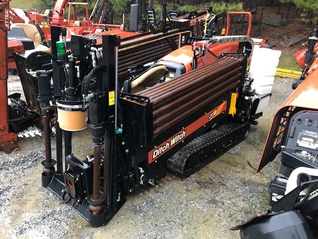 Used, 2016, Ditch Witch, JT9 (Tier 4), Boring / Drilling Machines