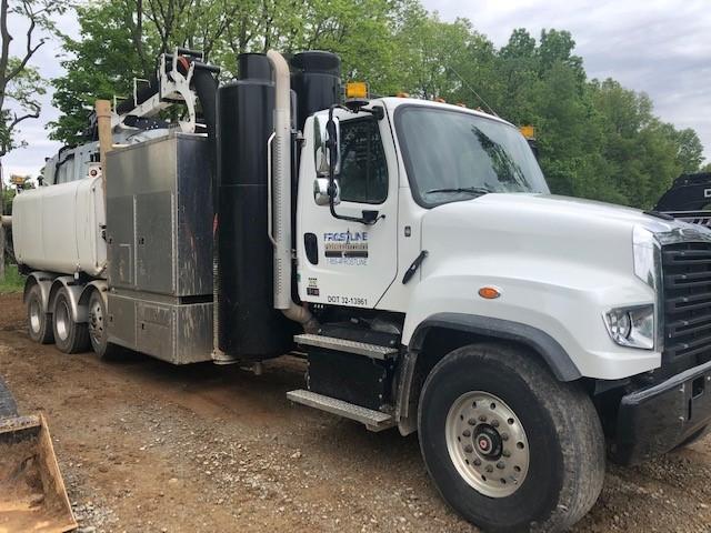 Used, 2019, Vacall, Vac Truck, Vacuum Excavators