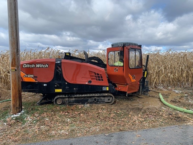 Used, 2017, Ditch Witch, JT25 (Tier 3), Boring / Drilling Machines