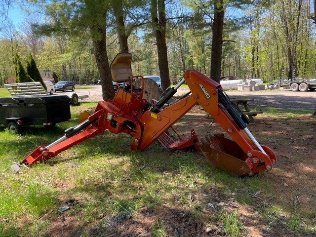 Used, 2016, Ditch Witch, A920, Backhoe Attachments
