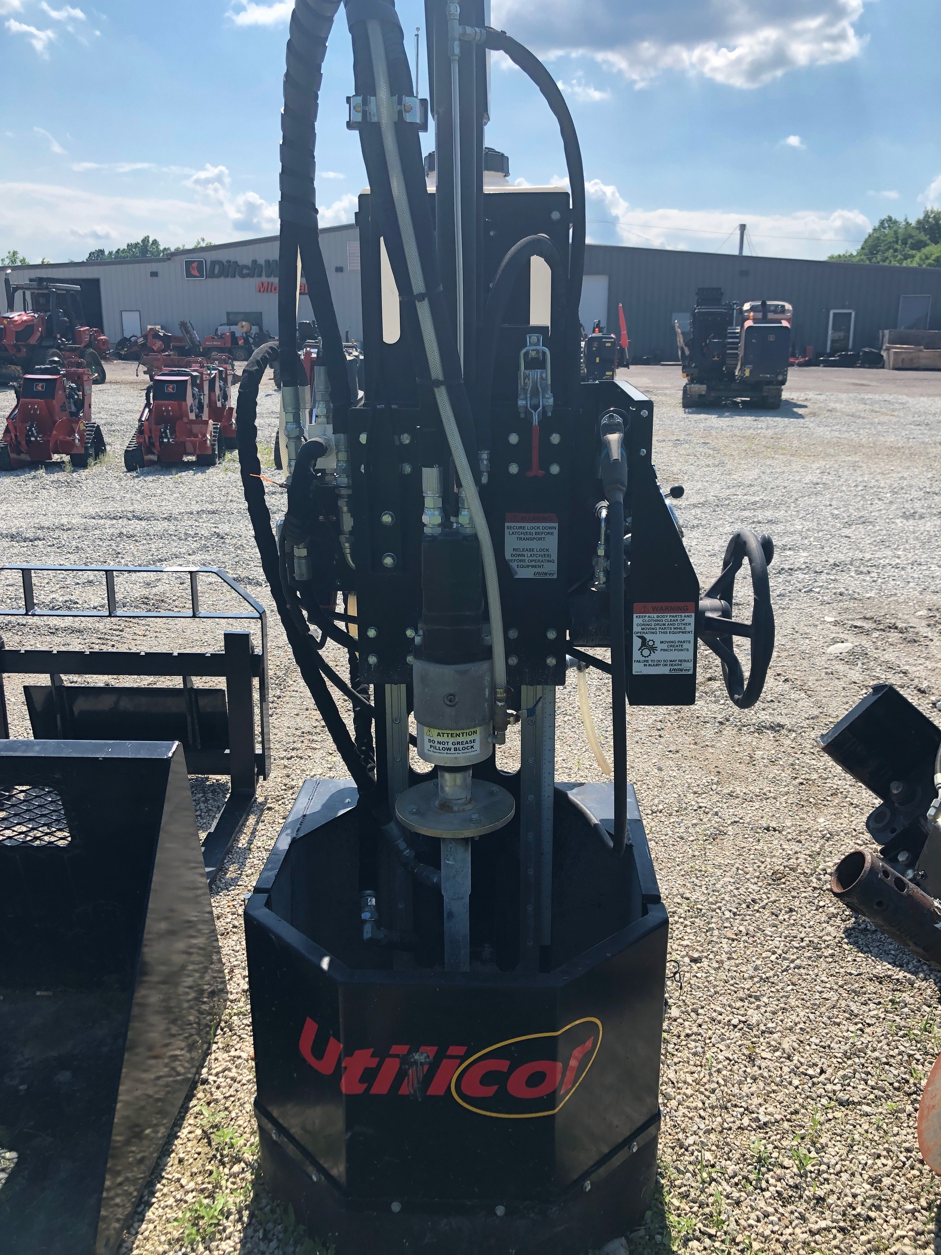 Used, 2018, Miscellaneous, Utilicor MTC-100, Other