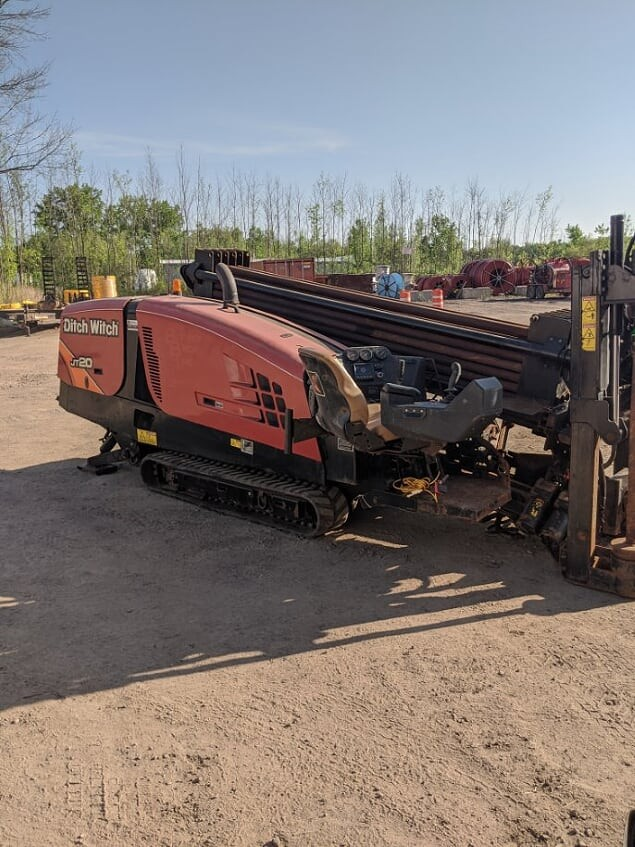 Used, 2016, Ditch Witch, JT20 (Tier 4), Boring / Drilling Machines