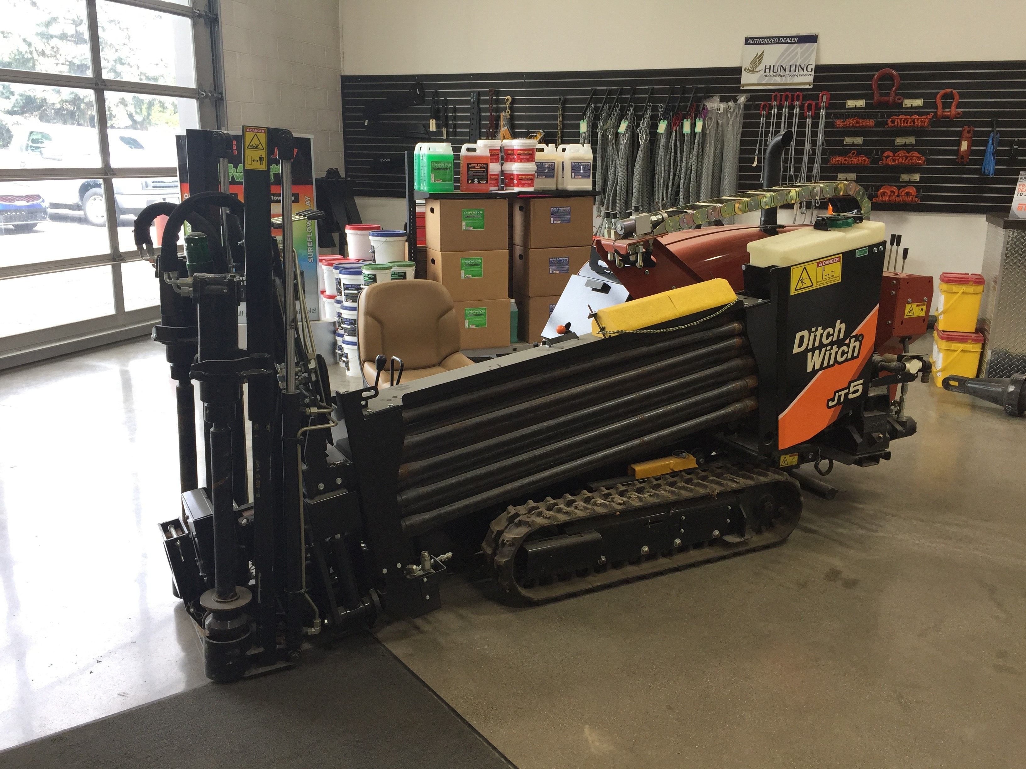 New, 2018, Ditch Witch, JT5, Boring / Drilling Machines