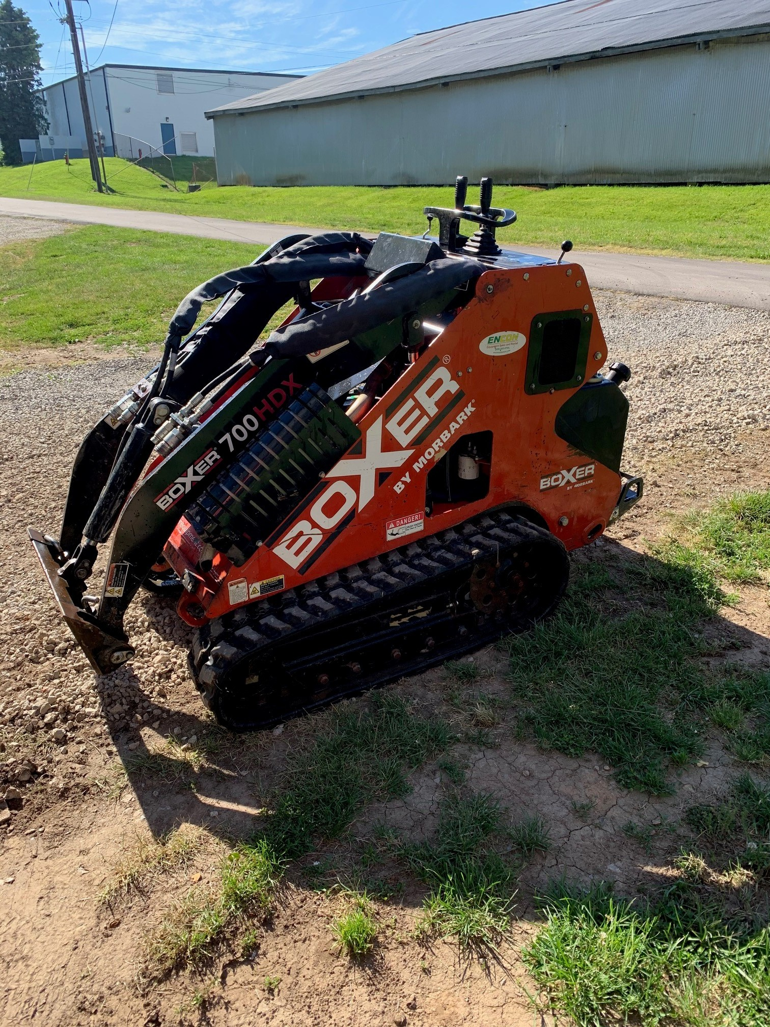 Used, 2017, Boxer, 700HDX, Skid Steers