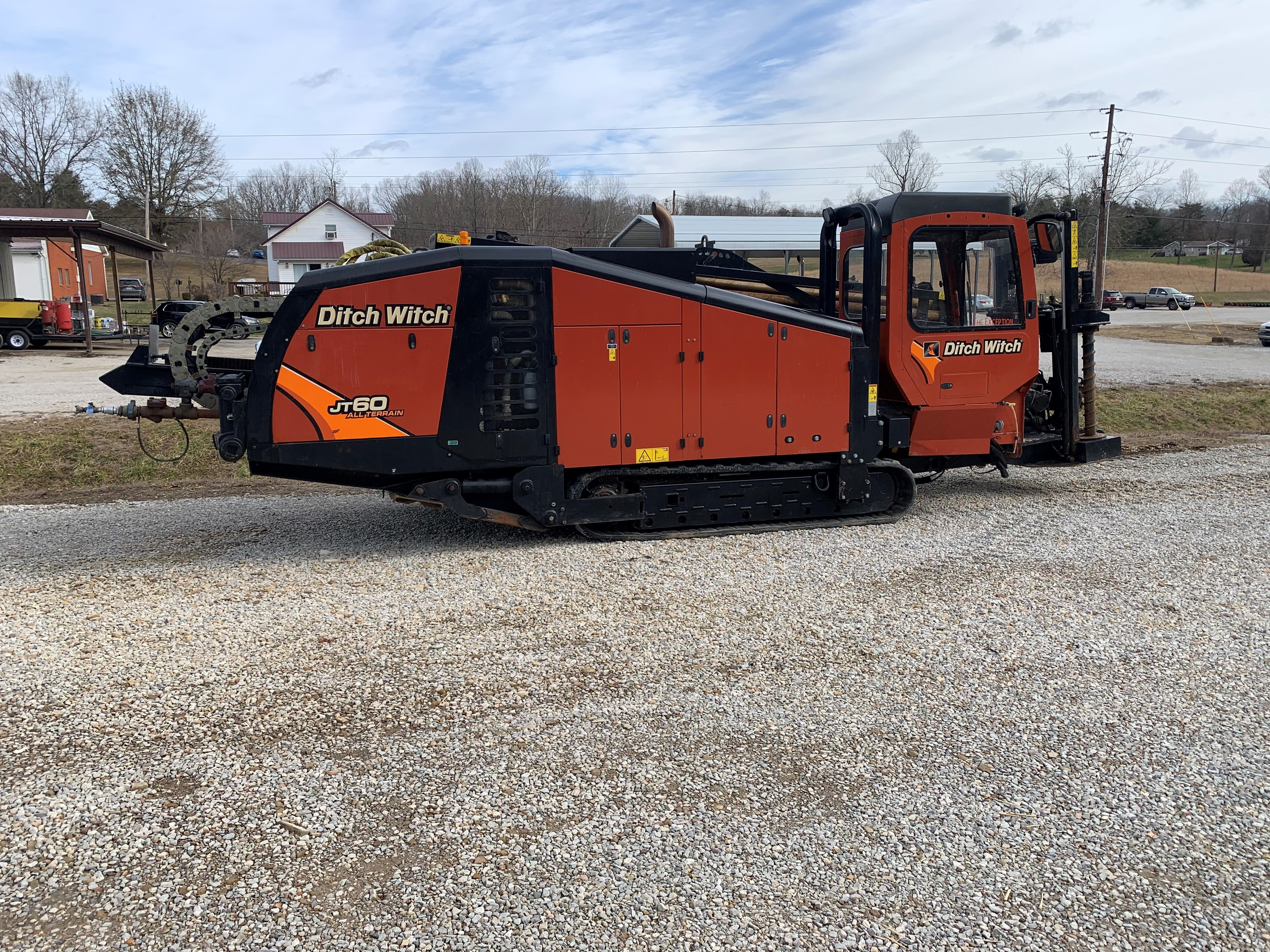 Used, 2014, Ditch Witch, JT60 All Terrain, Boring / Drilling Machines