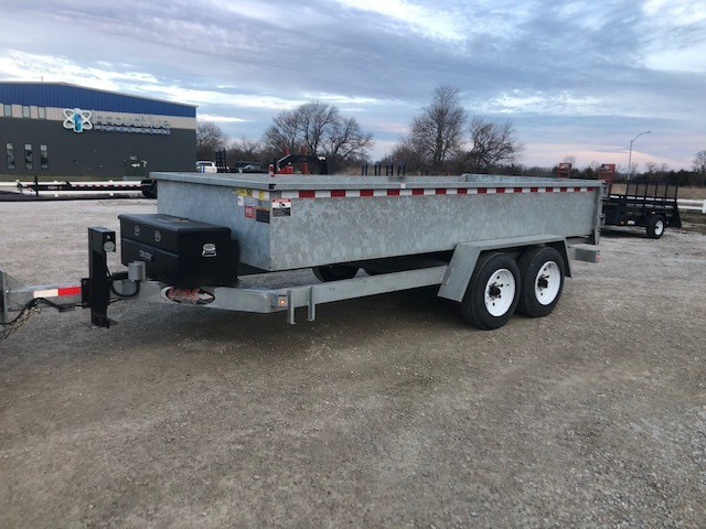 Used, 2019, Miscellaneous, LANE LDT-1616 , Dump Trailers
