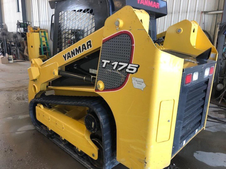 Used, 2013, Yanmar, T175-1, Skid Steers