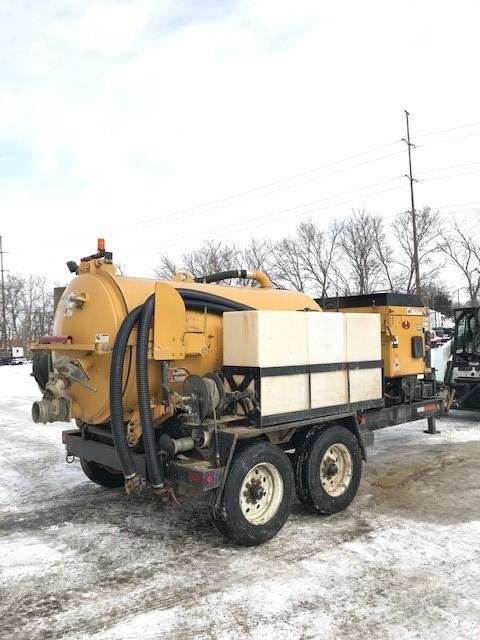 Used, 2012, McLaughlin, V800, Vacuum Excavators