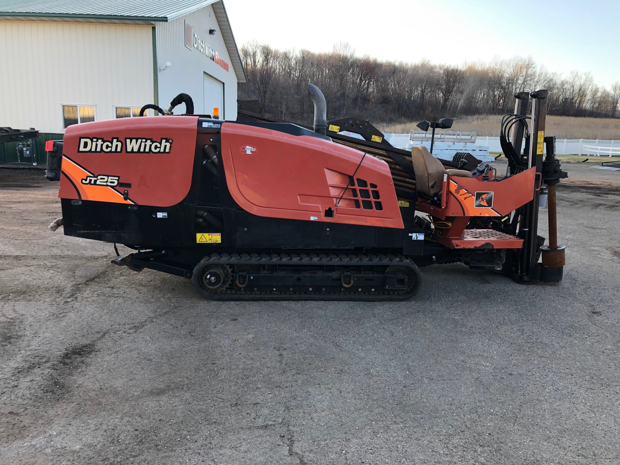 Used, 2016, Ditch Witch, JT25 (Tier 4), Boring / Drilling Machines