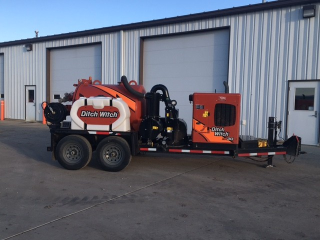 Used, 2019, Ditch Witch, HX30, Vacuums
