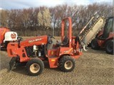 Used, 2016, Ditch Witch, RT45, Trenchers