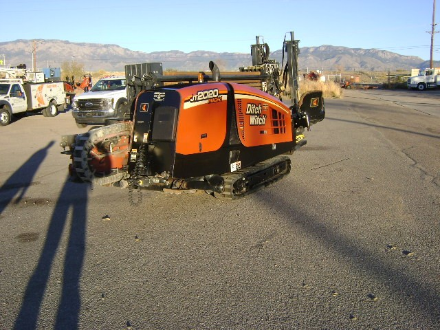 Used, 2013, Ditch Witch, JT2020 Mach 1, Boring / Drilling Machines