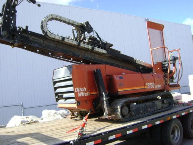Used, 1999, Ditch Witch, JT860, Boring / Drilling Machines