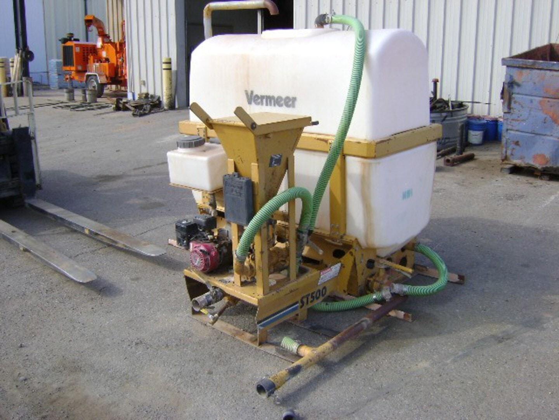 Used, 2012, Vermeer, ST500HP, Mixers