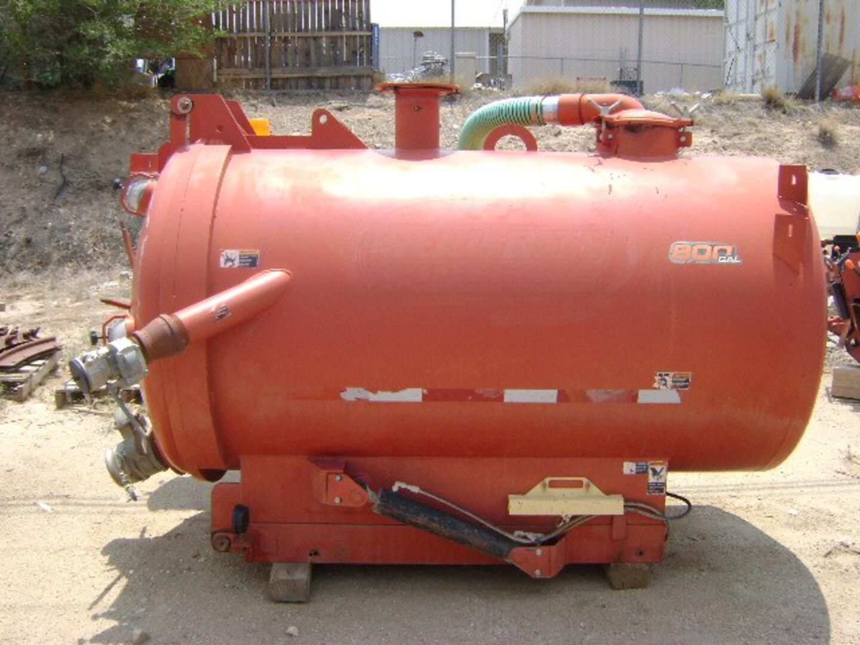 Used, 2009, Ditch Witch, FX30, Vacuum Excavators