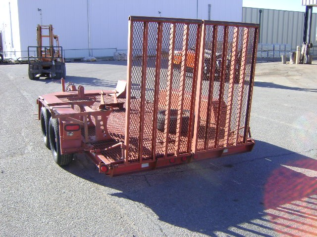 Used, 2003, Ditch Witch, T7B, Trailers
