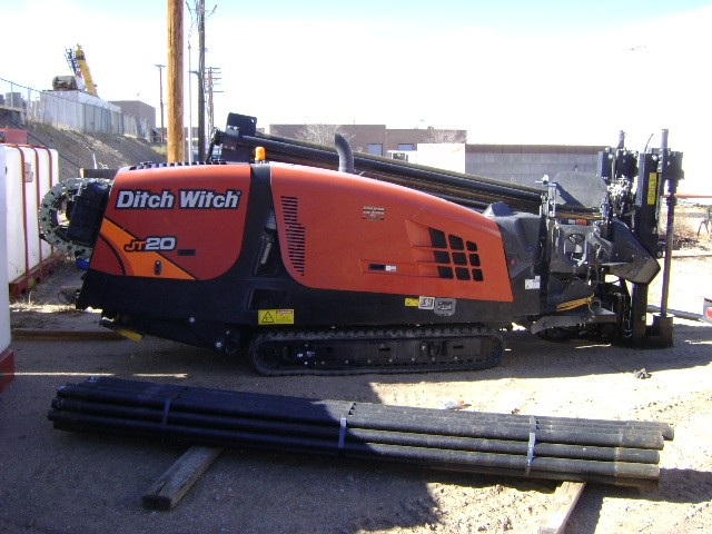 Used, 2019, Ditch Witch, JT20 (Tier 4), Boring / Drilling Machines