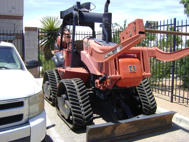 Used, 2013, Ditch Witch, RT115 Quad, Trenchers