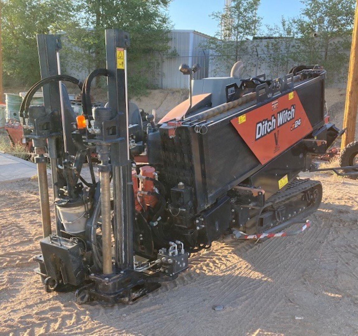Used, 2020, Ditch Witch, JT24, Boring / Drilling Machines