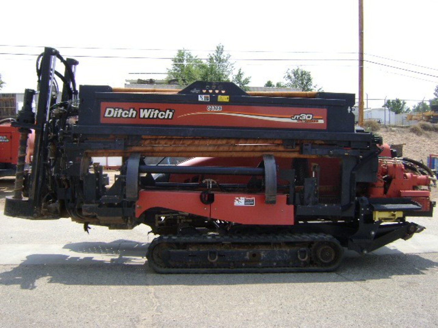 Used, 2012, Ditch Witch, JT3020 All Terrain, Boring / Drilling Machines