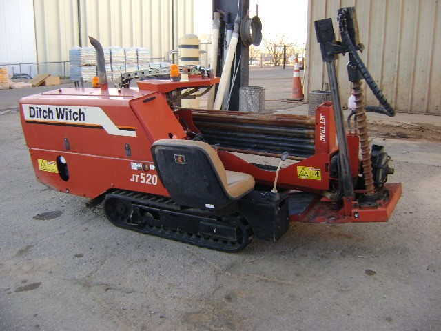Used, 2005, Ditch Witch, JT520, Drills