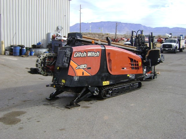 Used, 2018, Ditch Witch, JT20 Tier 4, Boring / Drilling Machines
