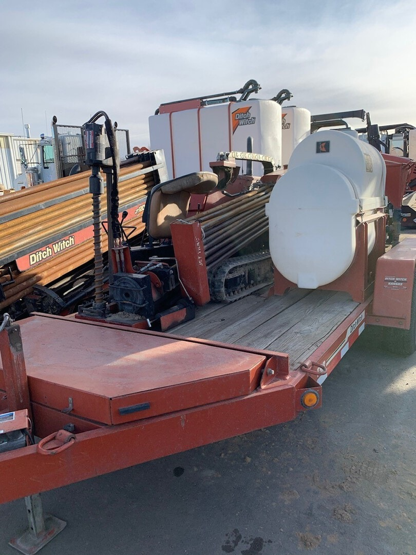 Used, 2005, Ditch Witch, JT520, Boring / Drilling Machines