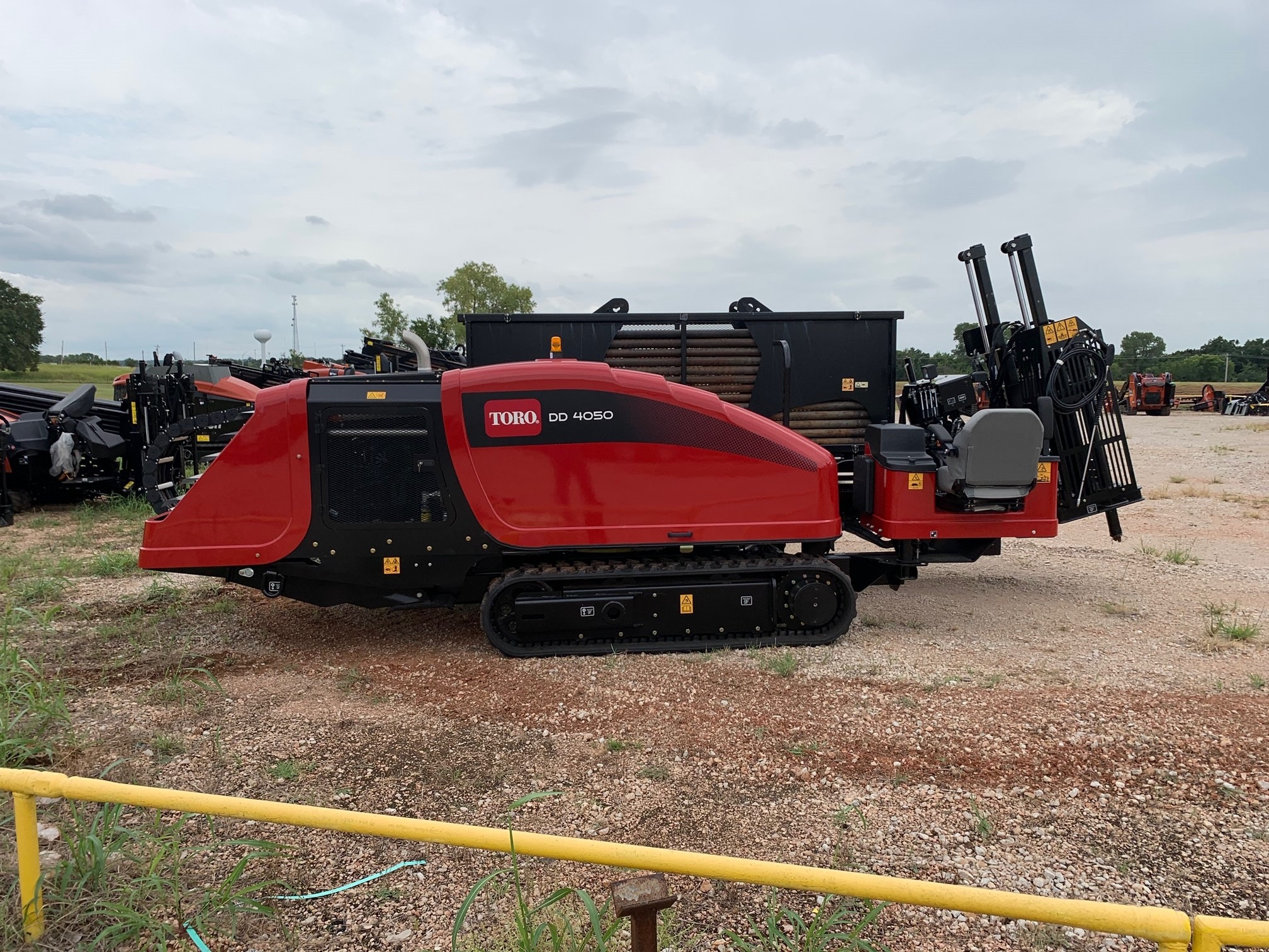 Used, 2016, Toro, Brand New DD4050 with 500' Forged Pipe, Housing and Bit.  12 Month Factory Warranty, Boring / Drilling Machines