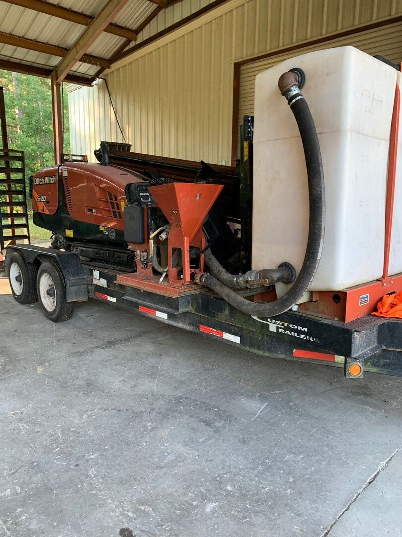 Used, 2018, Ditch Witch, JT20 with 400' DW Pipe, Housing and Bit, Boring / Drilling Machines