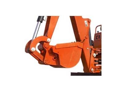 New, 2014, Ditch Witch, A523, Backhoe Attachments